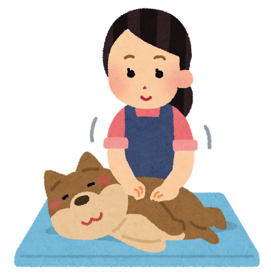 dog_massage